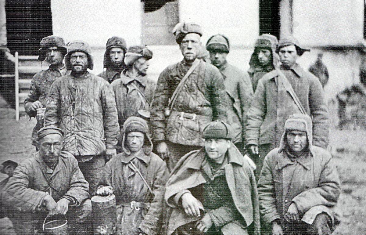 Забытые солдаты 1941 года