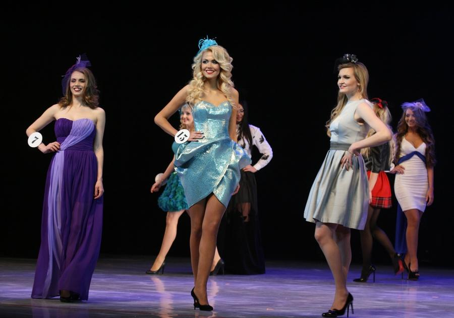 Конкурс красоты «Миссис Великий Новгород-2016»