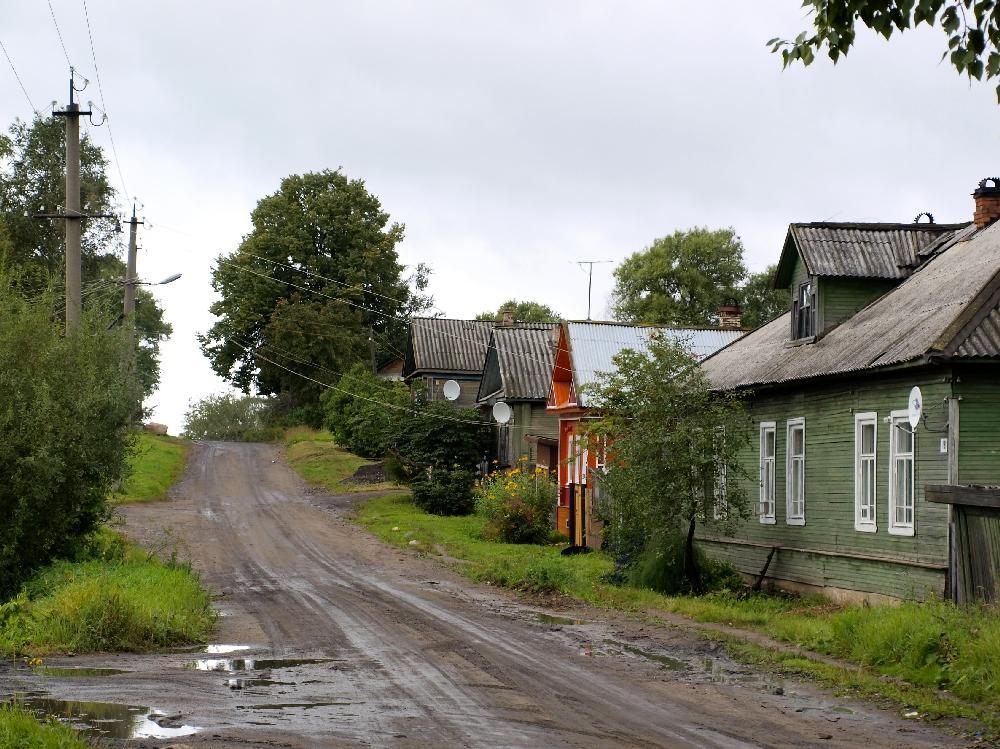 Белозерские улицы
