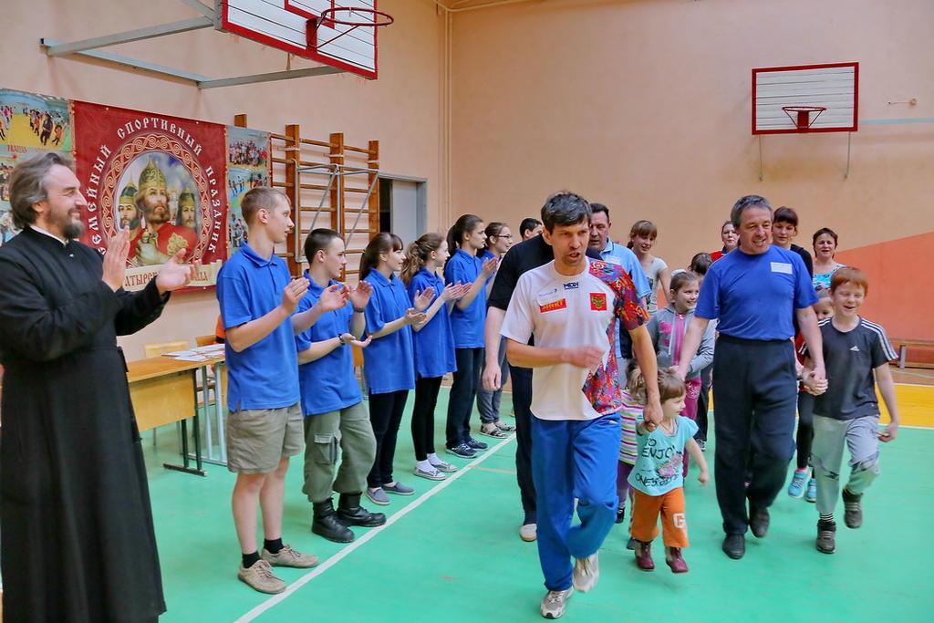 Воскресная школа храма Александра Невского