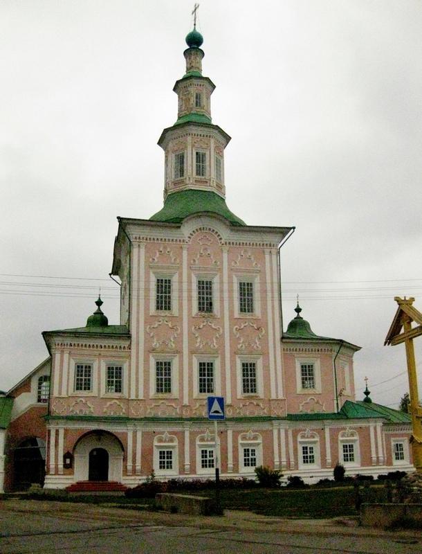 Храмы Тотьмы