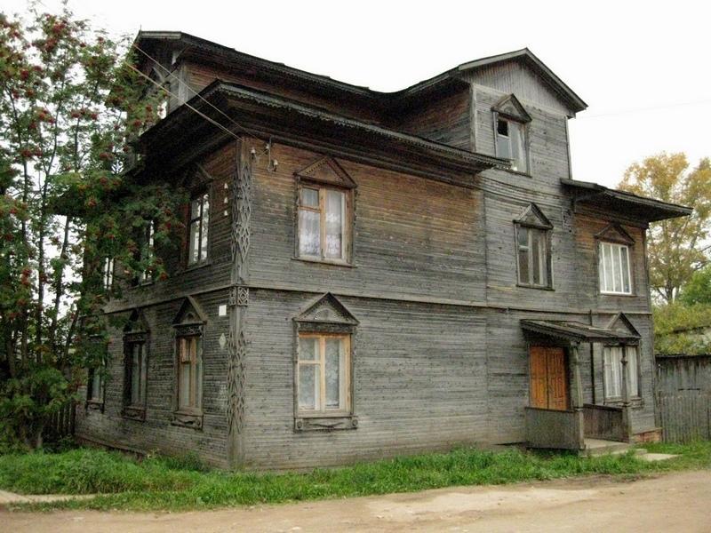 Улицы Тотьмы