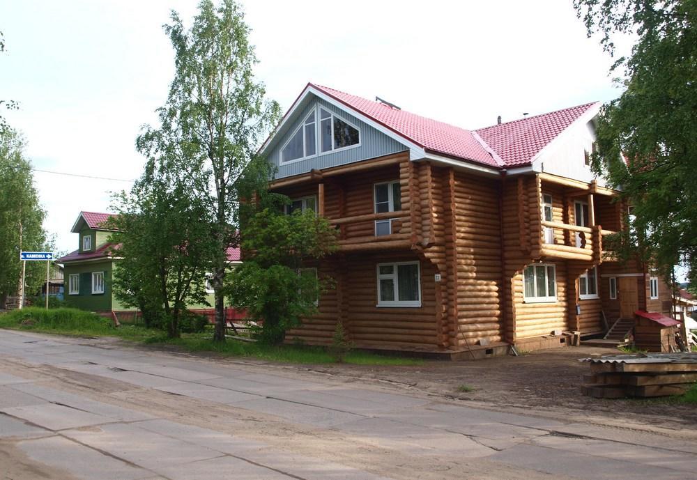 180-летний дом-старожил Окладниковой слободы