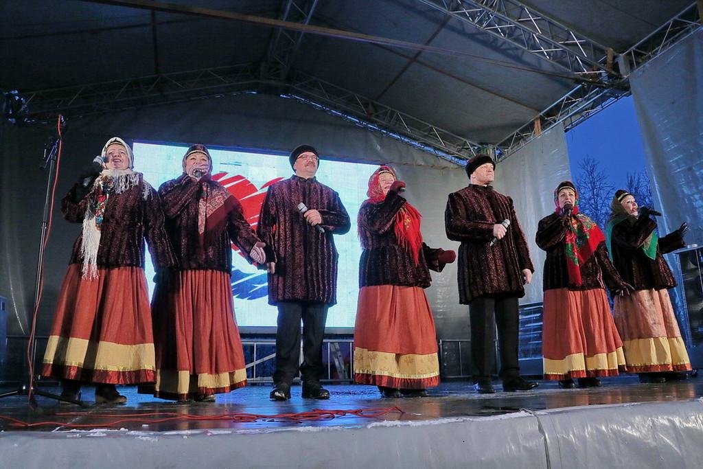 Великий Новгород, Год добровольца
