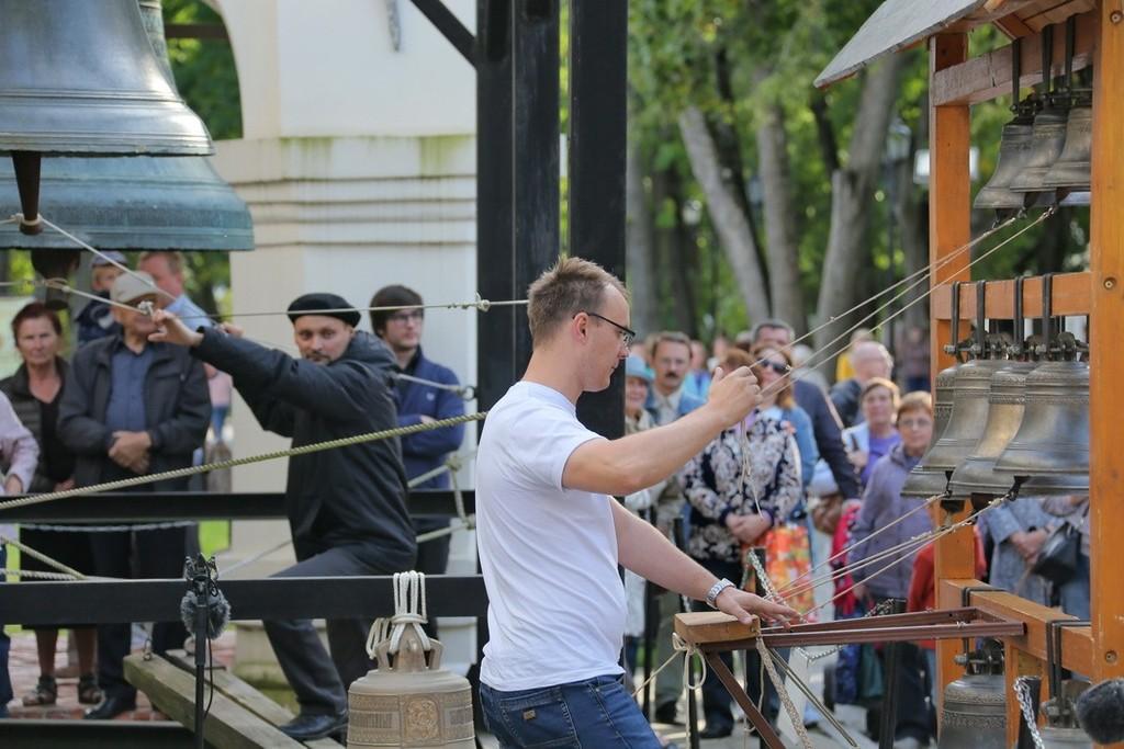 Звонарское вече, Великий Новгород