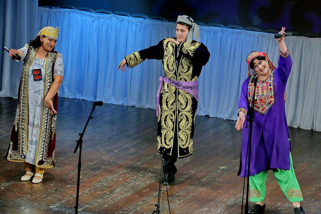 Фестиваль Дружба народов, Великий Новгород