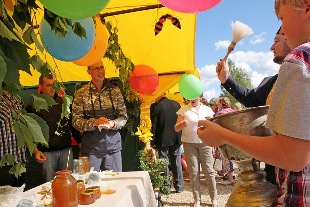 Фестиваль Медовая сказка