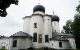 Собор Рождества Богородицы, Антониев монастырь, Новгородский музей-заповедник