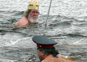 Новгородские моржи!