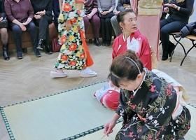 Великий Новгород, Япония, чайная церемония