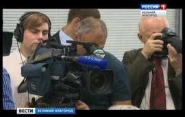 "Embedded thumbnail for ""Вести-Великий Новгород"": наш выбор. Путин на ""Акроне"""